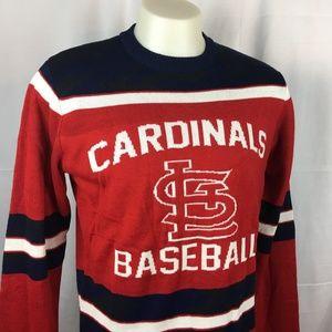 ST. Louis Cardinals Mens Sweater